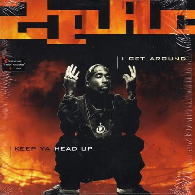 2Pac – I Get Around (VLS) (1993) (FLAC + 320 kbps)