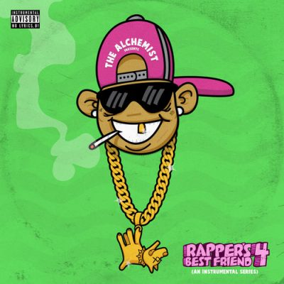Alchemist – Rapper's Best Friend 4: An Instrumental Series (WEB) (2017) (320 kbps)