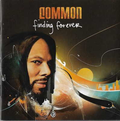 Common – Finding Forever (Special Edition) (2007) (CD) (FLAC + 320 kbps)