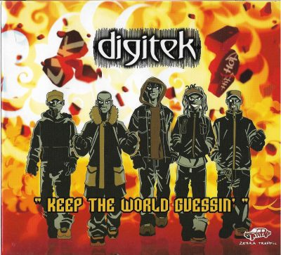 Digitek – Keep The World Guessin' (2004) (CD) (FLAC + 320 kbps)