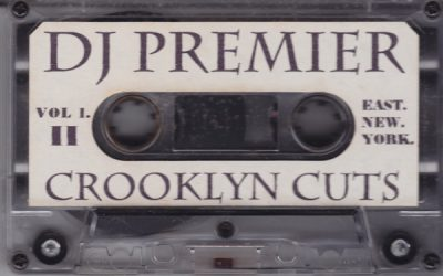 DJ Premier – Crooklyn Cuts Vol. 1, Tape II: East New York (Cassette) (1996) (FLAC + 320 kbps)