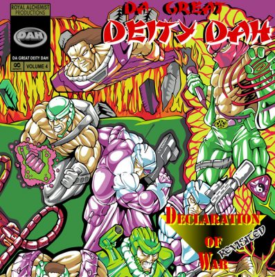 Da Great Deity Dah – Declaration Of War: Revisited (WEB) (1998-2017) (FLAC + 320 kbps)