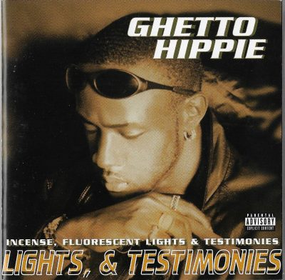Ghetto Hippie – Incense, Fluorescent Lights & Testimonies (1998) (CD) (FLAC + 320 kbps)