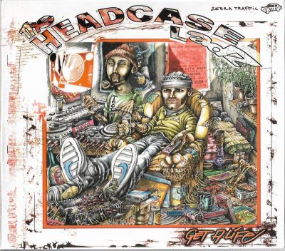 Headcase Ladz – Get A Life (2005) (CD) (FLAC + 320 kbps)