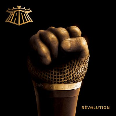 IAM – Rêvolution (CD) (2017) (FLAC + 320 kbps)