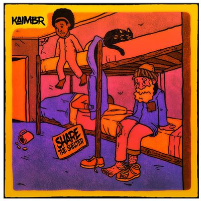 Kaimbr – Share The Shelter (WEB) (2017) (320 kbps)
