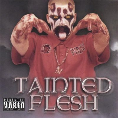 Killa C – Tainted Flesh: Thy Book Ov Death (CD) (2005) (FLAC + 320 kbps)