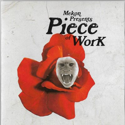 Mekon – Piece Of Work (2013) (CD) (FLAC + 320 kbps)
