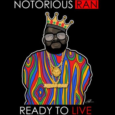 Mega Ran – Notorious RAN: Ready To Live (WEB) (2017) (320 kbps)
