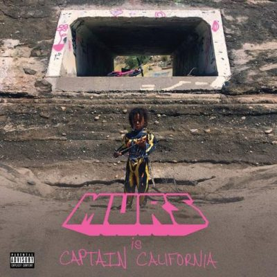 Murs – Captain California (CD) (2017) (FLAC + 320 kbps)