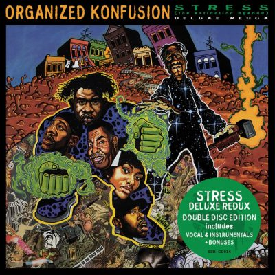 Organized Konfusion – Stress: The Extinction Agenda (Deluxe Redux) (2xCD) (1994-2017) (FLAC + 320 kbps)