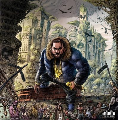 Raekwon – The Wild (CD) (2017) (FLAC + 320 kbps)
