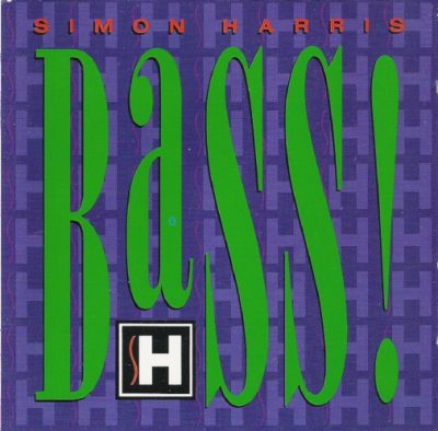 Simon Harris – Bass! (CD) (1989) (FLAC + 320 kbps)