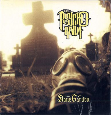 The Psycho Realm – The Stone Garden (CDM) (1997) (FLAC + 320 kbps)