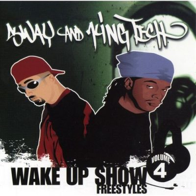 Sway & King Tech – Wake Up Show Freestyles Vol. 4 (CD) (1998) (FLAC + 320 kbps)