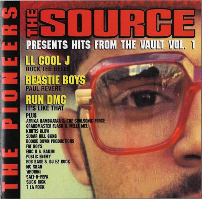 Various – The Source Presents Hits From The Vault Vol. 1 – The Pioneers (1998) (CD) (FLAC + 320 kbps)