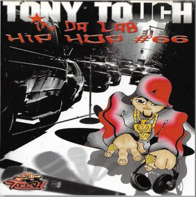Tony Touch – In Da Lab – Hip Hop #66 (2001) (CD) (FLAC + 320 kbps)