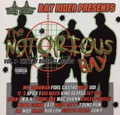 VA – The Notorious Bay, Vol. 1: The Bay Rider Classics (CD) (2000) (FLAC + 320 kbps)