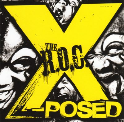 The R.O.C. – X-Posed (Remastered CD) (1996-2015) (FLAC + 320 kbps)