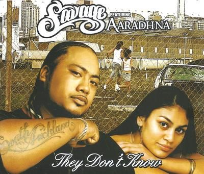 Savage – They Don't Know (CDS) (2005) (FLAC + 320 kbps)