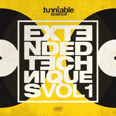 Turntable Science – Extended Techniques Vol. 1 (CD) (2009) (FLAC + 320 kbps)