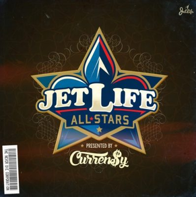 VA – Curren$y Presents: Jet Life All Stars (WEB) (2017) (320 kbps)