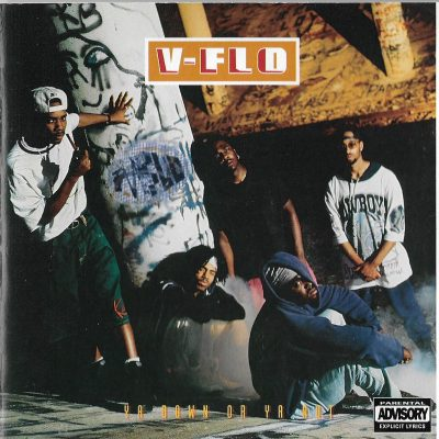 V-Flo – Ya Down Or Ya Not (1993) (CD) (FLAC + 320 kbps)