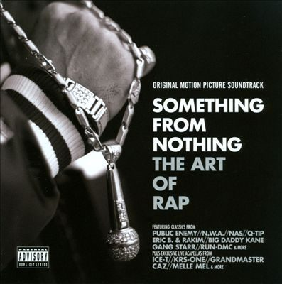OST – Something From Nothing: The Art Of Rap (CD) (2012) (FLAC + 320 kbps)