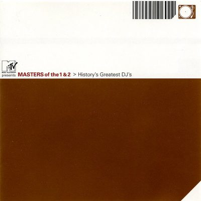 VA – Masters Of The 1 & 2: History's Greatest DJ's (CD) (2000) (FLAC + 320 kbps)