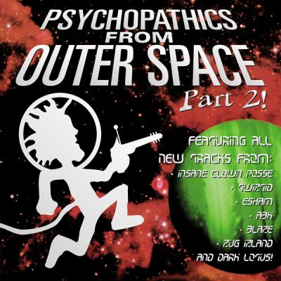 VA – Psychopathics From Outer Space Part 2! (CD) (2003) (FLAC + 320 kbps)