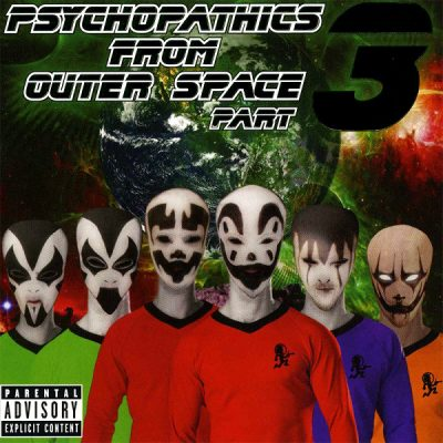 VA – Psychopathics From Outer Space Part 3 (CD) (2007) (FLAC + 320 kbps)
