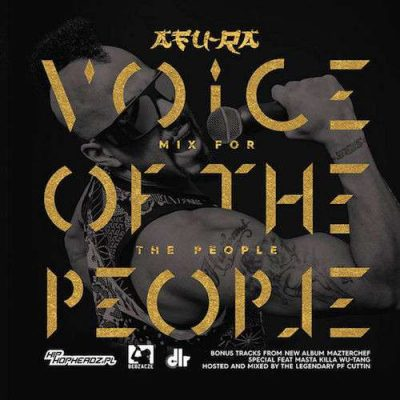 Afu-Ra – Voice Of The People (WEB) (2017) (320 kbps)
