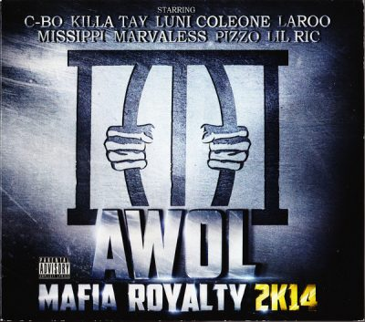 VA – AWOL: Mafia Royalty 2K14 (CD) (2014) (FLAC + 320 kbps)