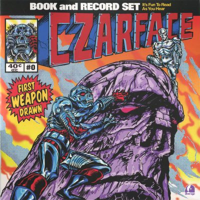 Czarface – First Weapon Drawn (WEB) (2017) (320 kbps)