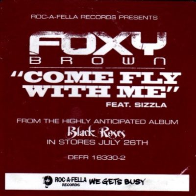 Foxy Brown – Come Fly With Me (Promo CDS) (2005) (FLAC + 320 kbps)