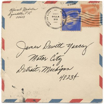 J Dilla – Motor City (CD) (2017) (FLAC + 320 kbps)