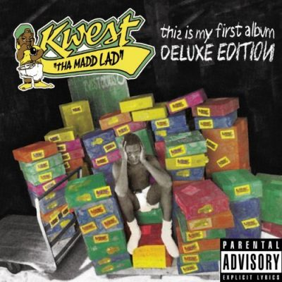 Kwest Tha Madd Lad – This Is My First Album (Deluxe Edition) (WEB) (1996-2013) (320 kbps)