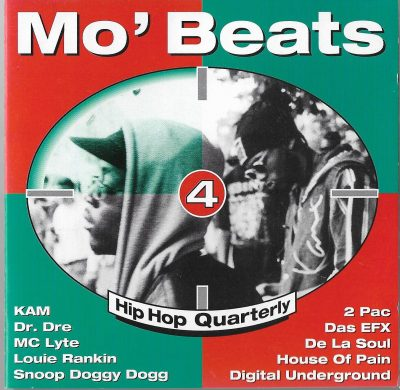 Various – Mo' Beats 4 – Hip Hop Quarterly (1994) (CD) (FLAC  +320 kbps)