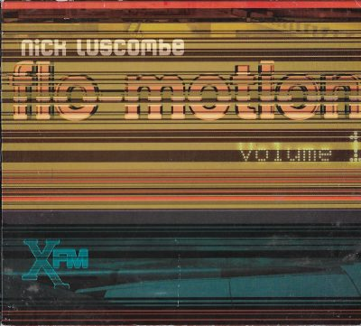 Nick Luscombe – Flo-Motion Volume 1 (2003) (CD) (FLAC + 320 kbps)
