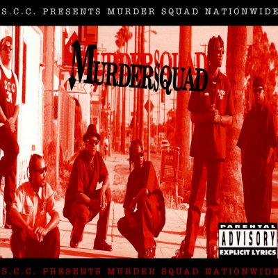 South Central Cartel Presents Murder Squad – Nationwide (CD) (1995) (FLAC + 320 kbps)