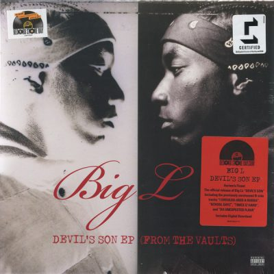 Big L – Devil's Son EP (From The Vaults) (Vinyl) (2017) (FLAC + 320 kbps)