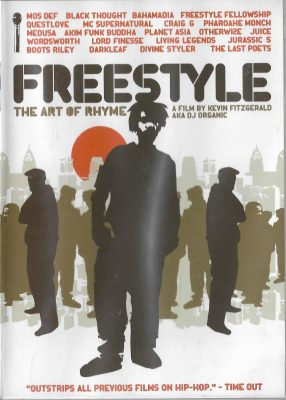 Freestyle – The Art Of Rhyme (2004) (DVD)