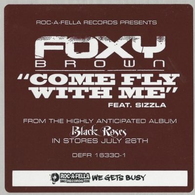 Foxy Brown – Come Fly With Me (Promo VLS) (2005) (FLAC + 320 kbps)