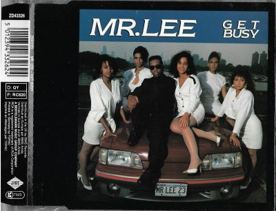 Mr. Lee – Get Busy (1989) (CDM) (FLAC + 320 kbps)