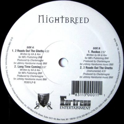Nightbreed – 2 Roads Out The Ghetto (VLS) (1998) (FLAC + 320 kbps)