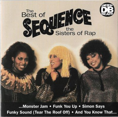 The Sequence – The Best Of The Sequence (The Sisters Of Rap) (1996) (CD) (FLAC + 320 kbps)