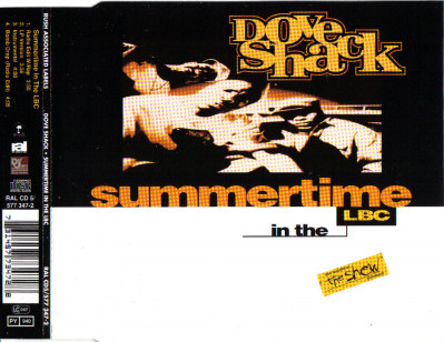 The Dove Shack – Summertime In The LBC (CDS) (1995) (FLAC + 320 kbps)