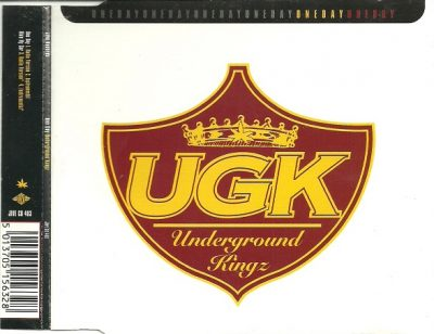 UGK – One Day (CDS) (1996) (FLAC + 320 kbps)