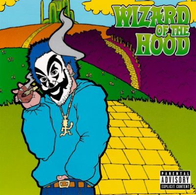 Violent J – Wizard Of The Hood EP (CD) (2003) (FLAC + 320 kbps)