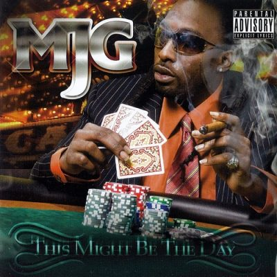 MJG – This Might Be The Day (CD) (2008) (320 kbps)